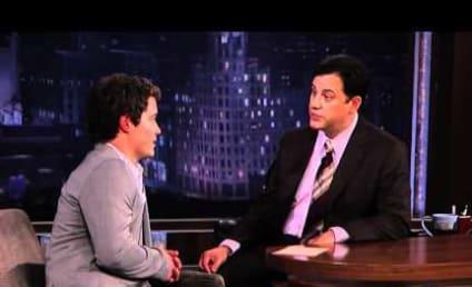 Jimmy Kimmel Endorses Levi Johnston For Mayor