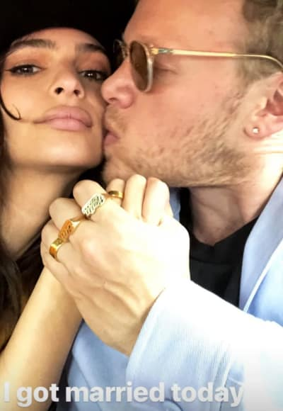 Sebastian Bear-McClard is Now Married to Emily Ratajkowski!