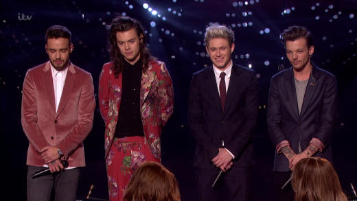 1D on The X-Factor