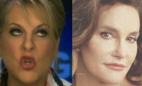 Nancy Grace: Does Caitlyn Jenner Still Have a Penis?!