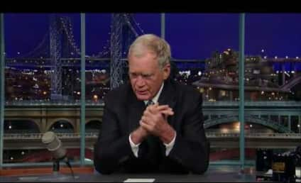 David Letterman Apologizes to Wife Regina Lasko, Late Show Staff on Air