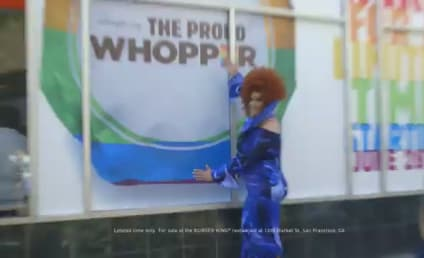 """Burger King Pranks Patrons, Introduces """"Proud Whopper"""" in Honor of Gay Pride Parade"""