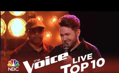 Luke Wade - Try a Little Tenderness (The Voice Top 10)