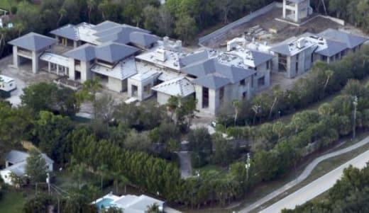 Michael Jordan's New Mansion