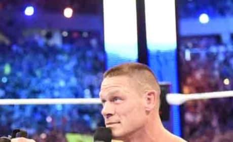 John Cena Proposes