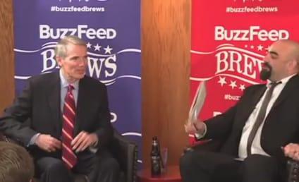 Senator Rob Portman: Marijuana Use Confirmed!!!