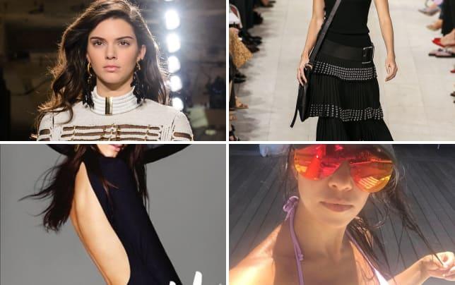 Kendall jenner models in manhattan