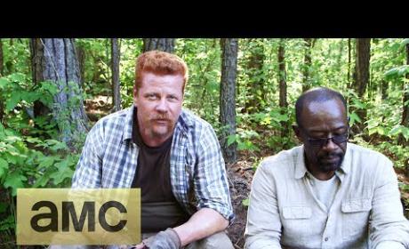 The Walking Dead Season 6: Behind the Scenes