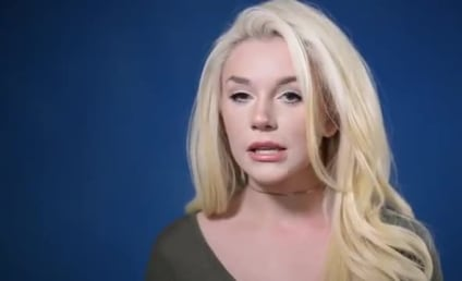 Courtney Stodden Compares Miscarriage to Whale Abuse