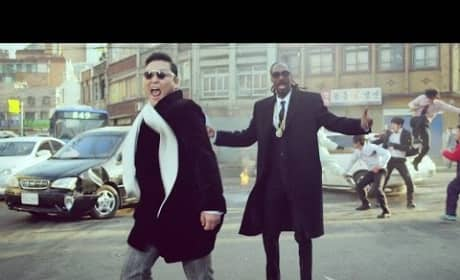 "PSY (Feat. Snoop Dogg) - ""Hangover"""
