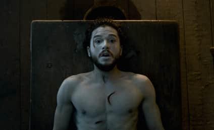 Kit Harington on Jon Snow Shocker: Sorry For Lying!