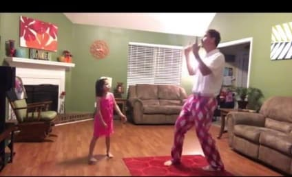 Dad and Daughter Dance to JT, Takes Internet by Storm