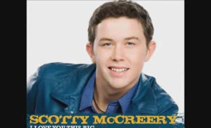 Scotty McCreery Debuts at Number-One