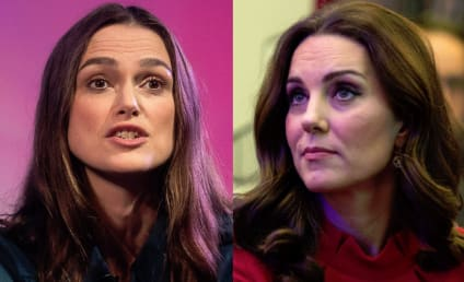 Keira Knightley: I Did NOT Attack Kate Middleton!!