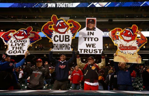 Indians Fans