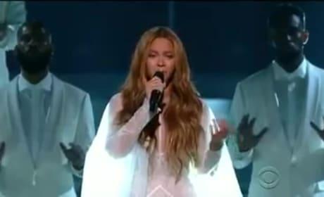 Beyonce Grammy Awards Performance 2015