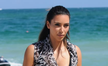 Kim Kardashian Whines About Her Weight