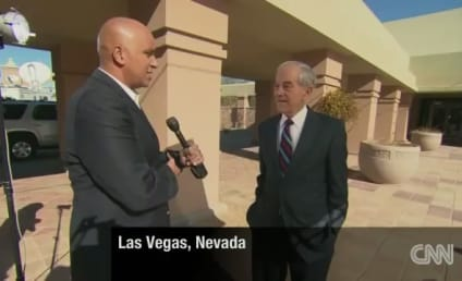 """Ron Paul: """"Zero Chance"""" of Dropping Out of Presidential Race"""