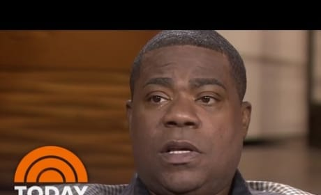 Tracy Morgan-Matt Lauer Interview