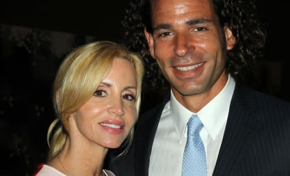 Camille Grammer Alleges Abuse Against Dimitri Charalambopoulos