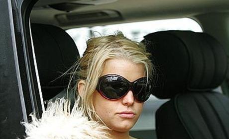 Jessica Simpson on Entourage