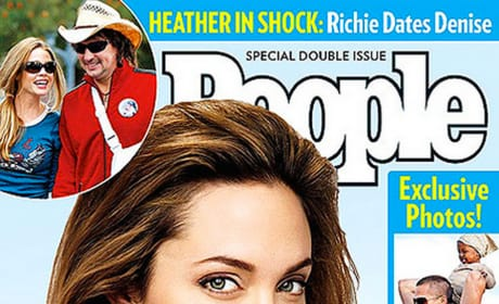 Angelina Jolie People Cover