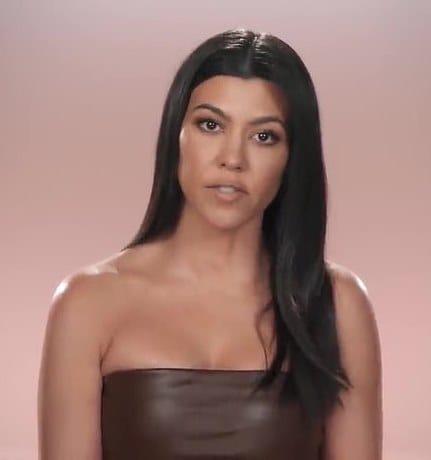 Kourtney Kardashian with a Confession