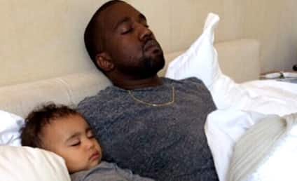 North West Keeps All Organic Diet, Rocks $50,000 Diamond Earrings: World's Most Spoiled Baby?