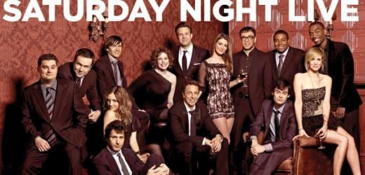 SNL Cast Pic