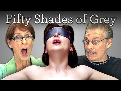 Fifty shades of grey trailer reviewed mostly panned by for What kind of movie is fifty shades of grey