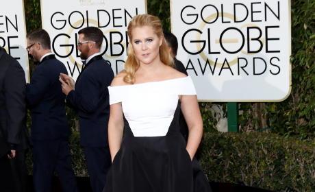 Amy Schumer: 73rd Annual Golden Globe Awards