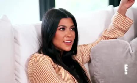 Kourtney Kardashian: I'm Thinking About a Fourth Kid!