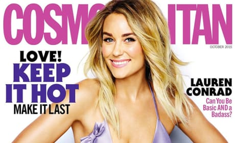 Lauren Conrad in Cosmo