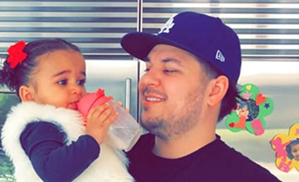 Rob Kardashian Shares Rare Pics of Daughter Dream, and We Are Like *Swoon*