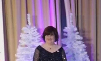 Susan Boyle Reveals Asperger's Syndrome Diagnosis