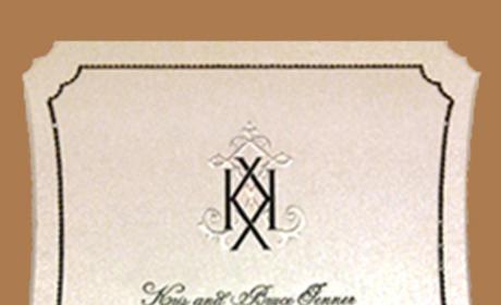 What do you think of the Kim Kardashian wedding invitation?