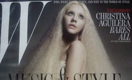Christina Aguilera: The Maxim Photo Spread