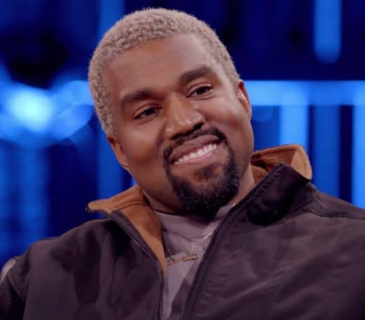 Kanye West sur Netflix
