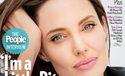 Angelina Jolie: It's Been Quite a Year!