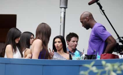 Khloe Kardashian and Lamar Odom: Wedding Rehearsal Pics