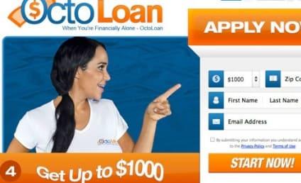 OctoLoan: Nadya Suleman Pitching Payday Loan Service!