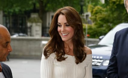 Kate Middleton Wardrobe Malfunction: Duchess Dressed Inappropriately For Kids' Party?