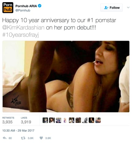 Ray j and kim kardashian pornhub