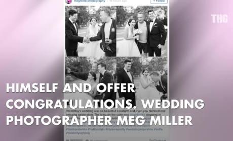 Tom Hanks Crashes Wedding Pics in NYC