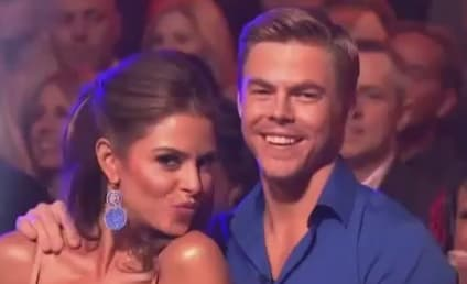 Maria Menounos' Dancing With the Stars Debut: Sexy, But Timid
