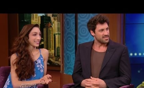 Maksim Chmerkovskiy & Meryl Davis on Wendy Williams