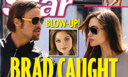 Brad Pitt and Bella Heathcote: Caught in Nude Scandal (Unreliable Tabloid Claims)!