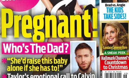 Taylor Swift: Pregnant By ... Someone?!?