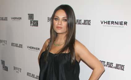 Ashton Kutcher-Mila Kunis Baby Name: Inspired By Rachel Uchitel!?