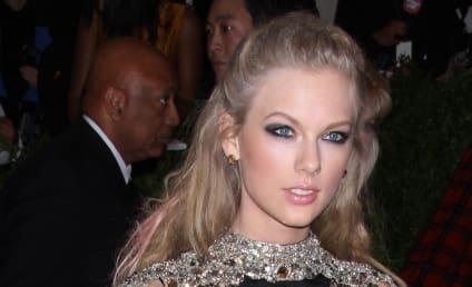 Taylor Swift at MET Gala: A Black Beauty?